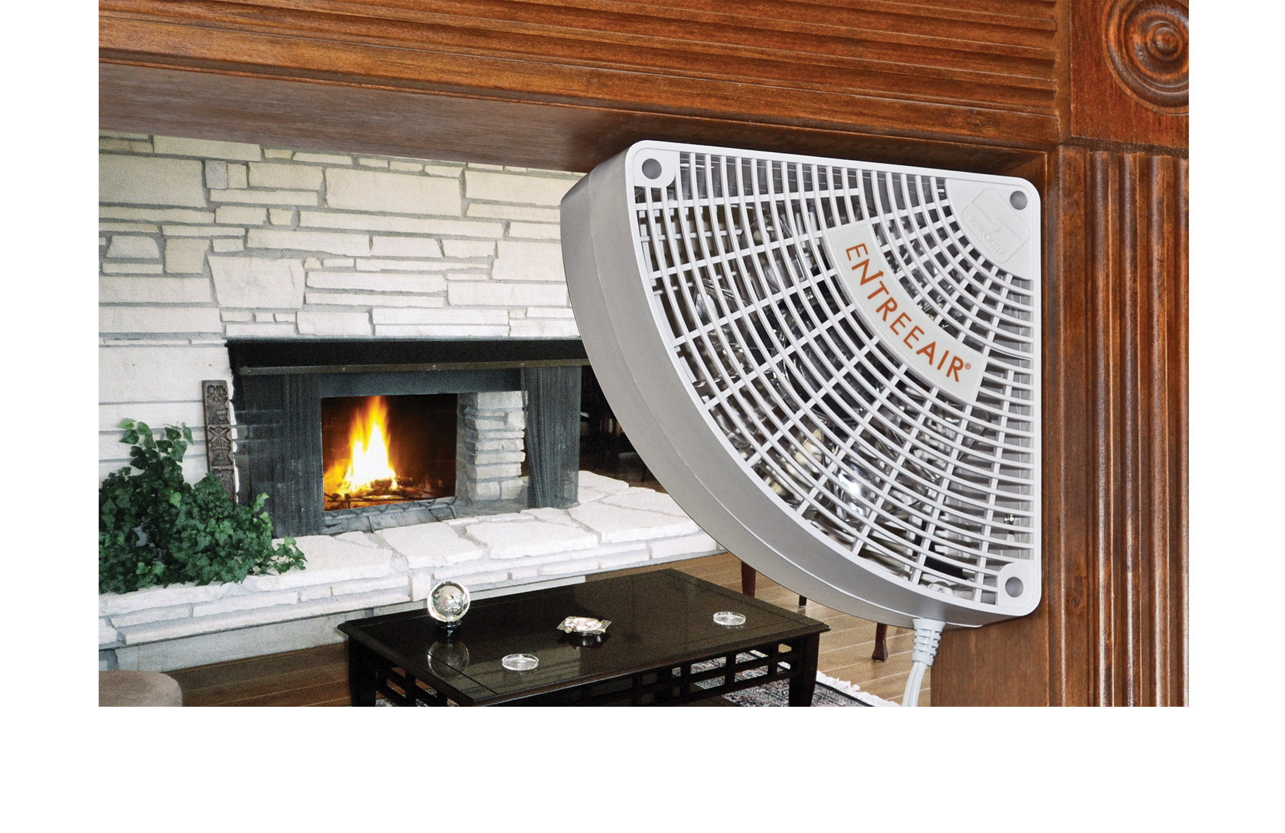 Beau EntreeAir® Door Frame Fan™
